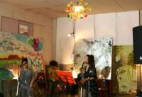 イベントの最後は主催のユーピテルの歌と演奏でしめくくります。