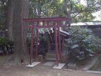 赤坂氷川神社 桶新稲荷