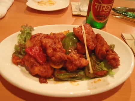 ネパール料理1