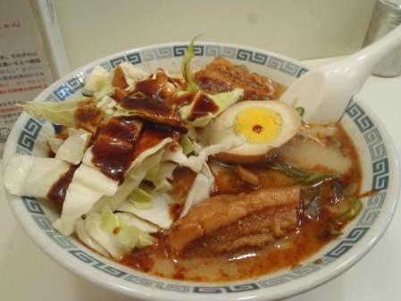 ターロー麺マー油多め