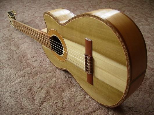 完成菊ギター第16号表イメージ横立て1