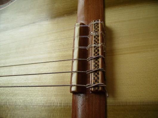 完成菊ギター第16号ブリッジアップイメージ3