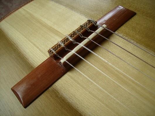完成菊ギター第16号ブリッジアップイメージ4