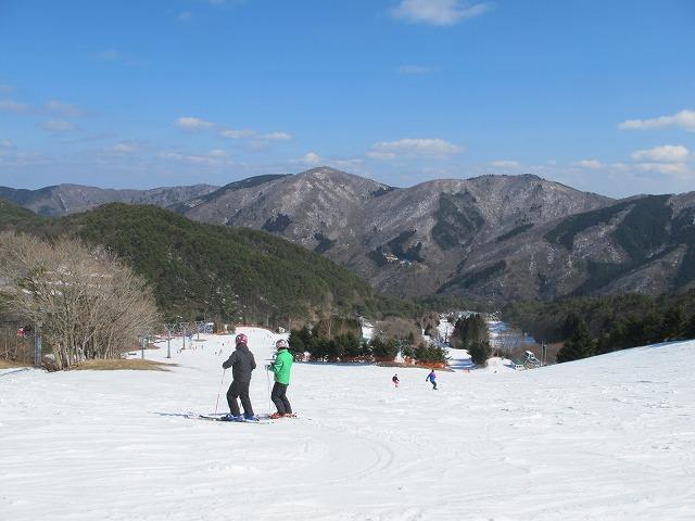 恐羅漢スキー