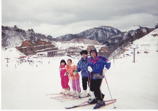 スキー板2