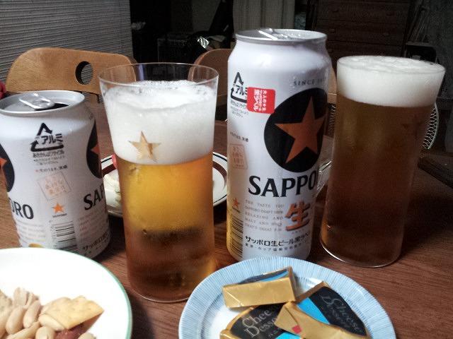 ビールグラス2