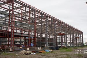 8月26日新工場