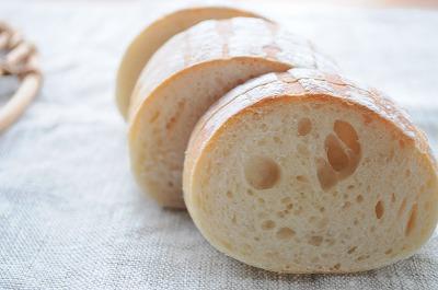 いちご酵母パン