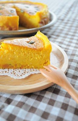 かぼちゃケーキ