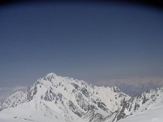 201305剣岳