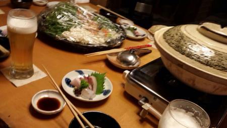 城崎温泉の食事処 旬彩酒肴遊心「かど家」