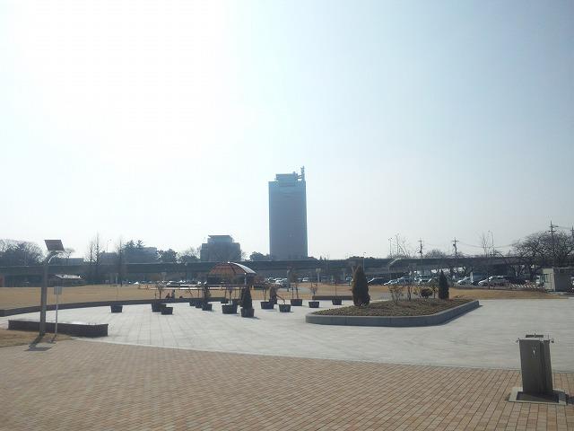 魔法少女まどか☆マギカ 聖地巡礼群馬 県庁 前橋公園 親水公園 写真004