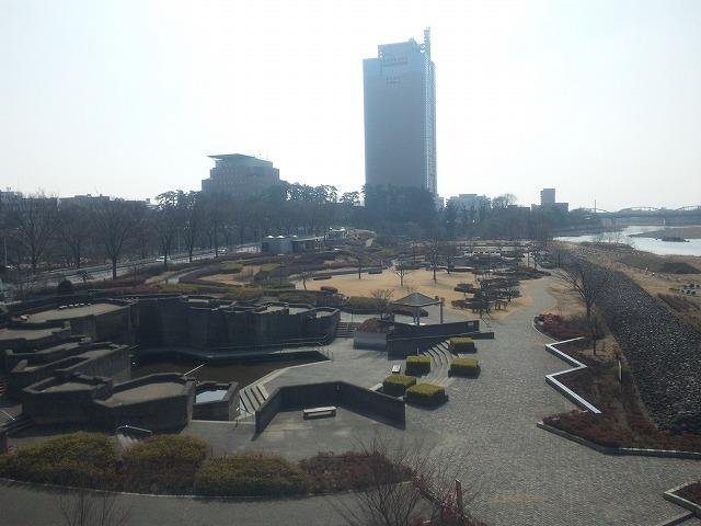 魔法少女まどか☆マギカ 聖地巡礼群馬 県庁 前橋公園 親水公園 写真013
