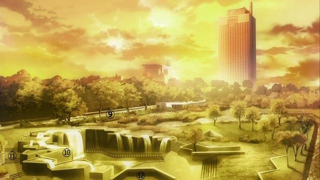 魔法少女まどか☆マギカ 聖地巡礼群馬 県庁 前橋公園 親水公園 写真000 - コピー