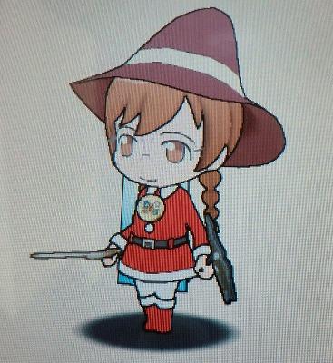 赤魔道士 アルクゥ