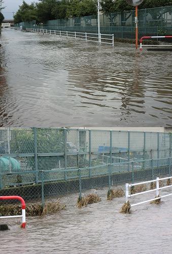 群馬県伊勢崎市  20110901大洪水まとめ 002