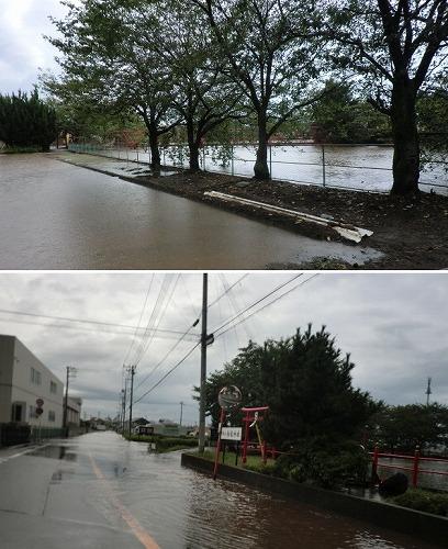 群馬県伊勢崎市  20110901大洪水まとめ 001