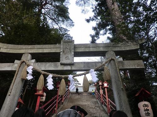 貴船神社 初詣 002