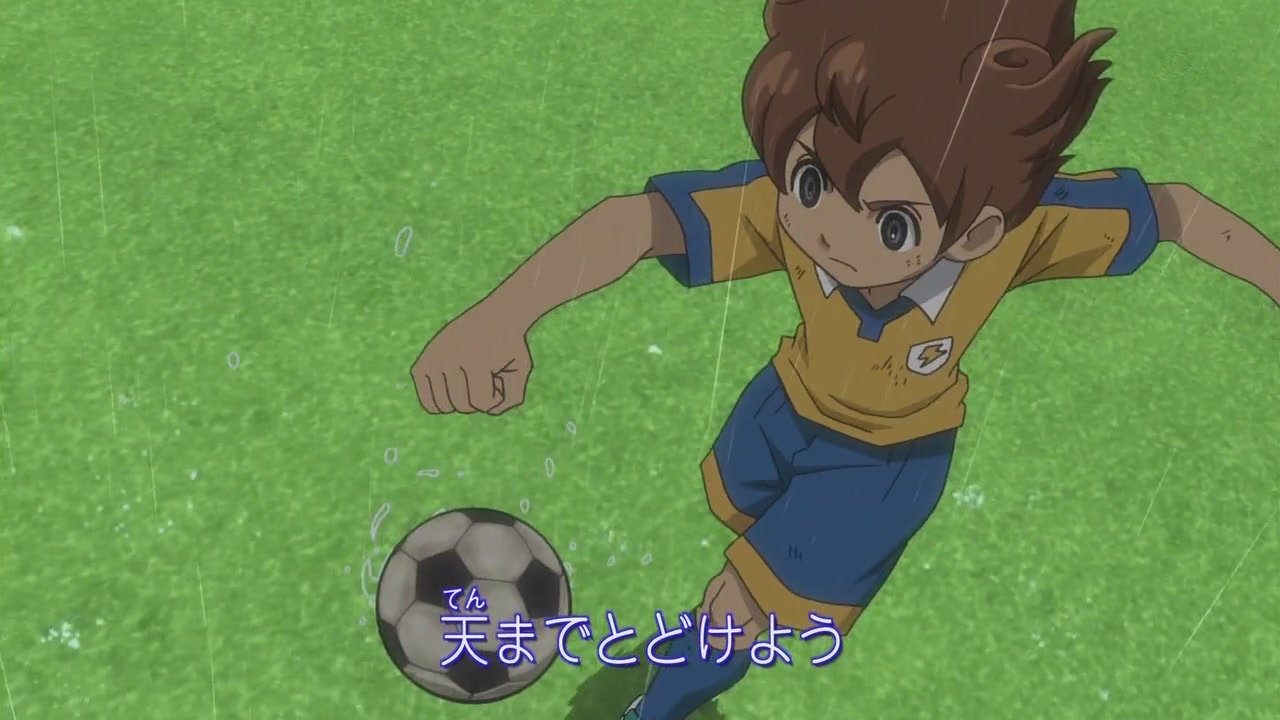 [??-Raws] Inazuma Eleven GO! - 01 (TX 1280x720 x264 AAC)[11-29-01]