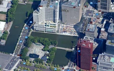 和田倉噴水公園 - Google マップ0001