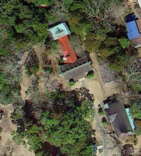 千葉県茂原市本納 橘樹神社 - Google マップ-40001