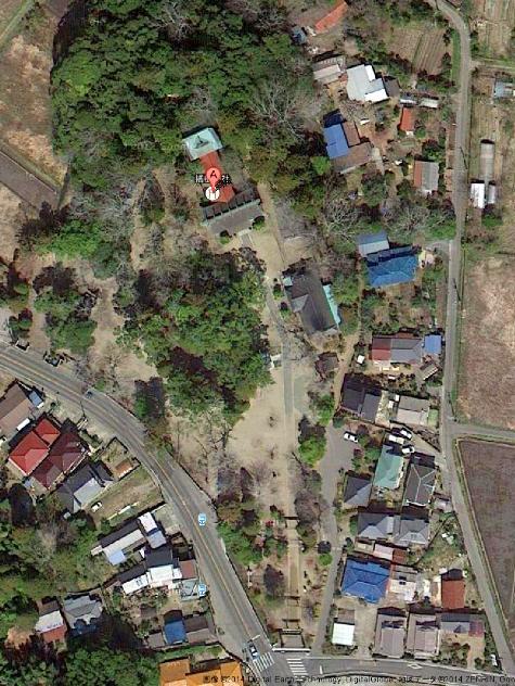 千葉県茂原市本納 橘樹神社 - Google マップ-30001