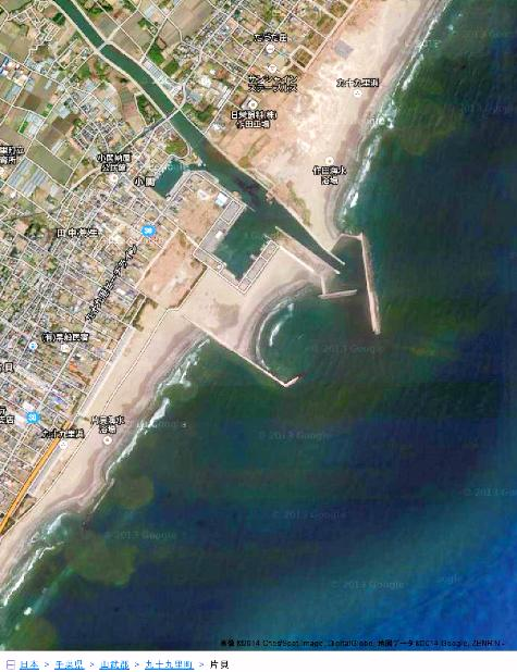 Google マップ - 地図検索pdf片貝漁港0001
