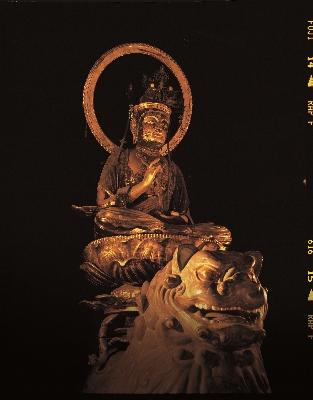 長床文珠菩薩1 (313x400)