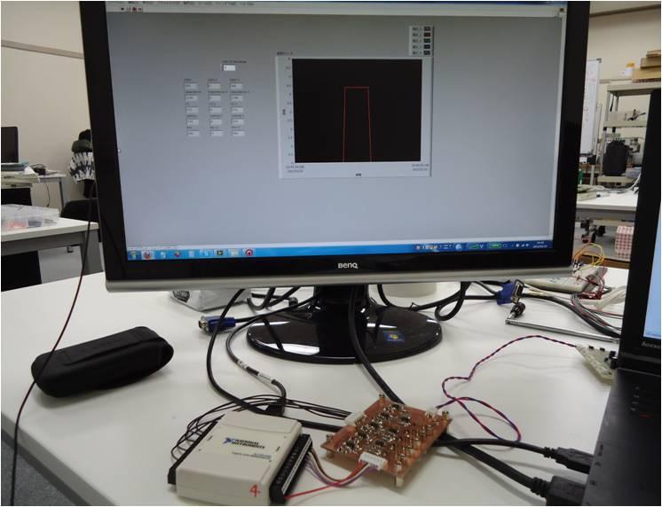 放電検出回路v2