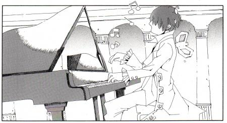 ピアノ弾きロボ