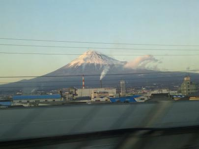 2013.2.25新幹線の中から