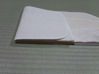 手作り麻の補整の作り方12