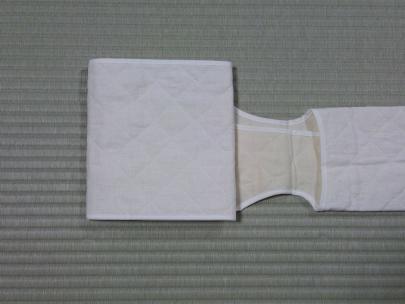 手作り麻の補整の作り方13