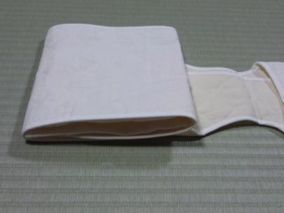 手作り麻の補整の作り方14