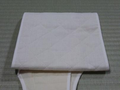 手作り麻の補整の作り方15