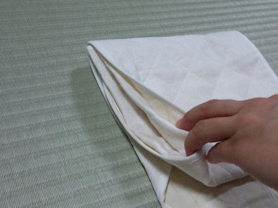 手作り麻の補整の作り方17