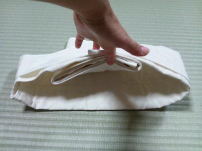 手作り麻の補整の作り方18