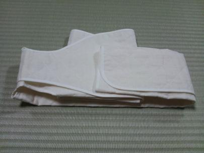 手作り麻の補整の作り方20