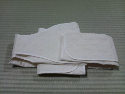 手作り麻の補整の作り方21