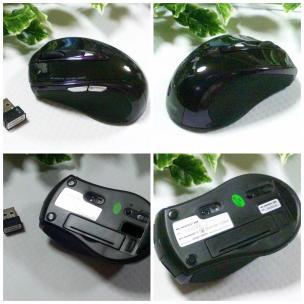 サンワサプライ●ワイヤレスレーザーマウス詳細写真
