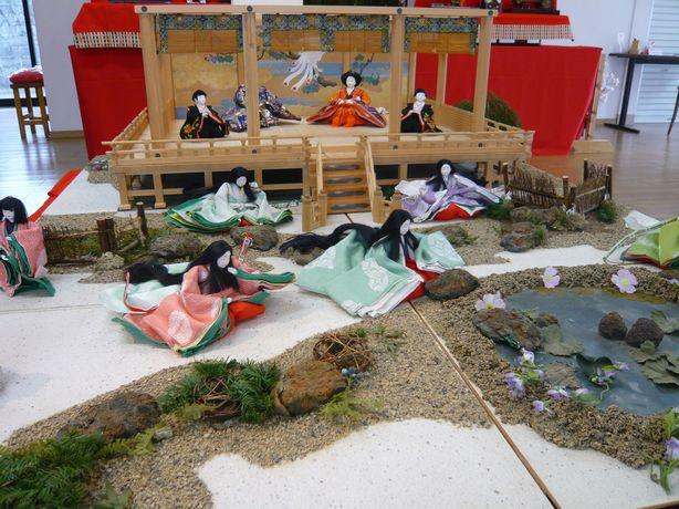 庭園びな (2)