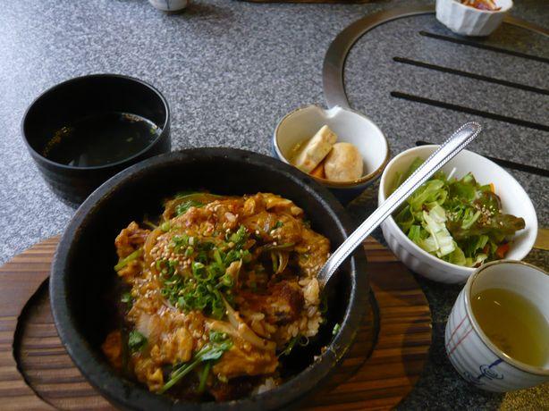 石鍋かつ丼