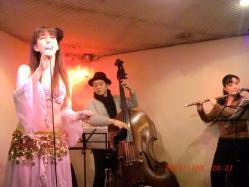 2013年1月20日葵さんライブat Candy28