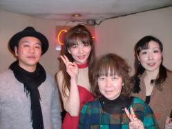2013年1月20日葵さんライブat Candy32