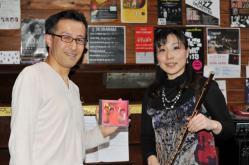2013年2月17日Finger Prints at高槻JKカフェ4