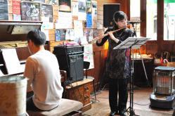 2013年2月17日Finger Prints at高槻JKカフェ1