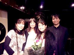 2013年3月10日麻生さんカルテットatブルーノート2