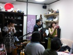 2013年3月23日紅茶俱楽部sakoちゃんライブ5