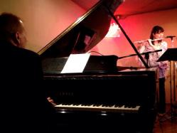 2013年5月23日 フィリップさんとDuo at CANDY5