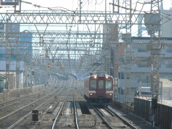近鉄の鮮魚列車01